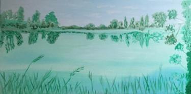 Le lac des Buissonnades